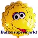 Luftballon Tiffy, Folienballon ohne Ballongas