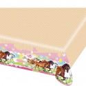 Tischdecke Pferde Charming Horses