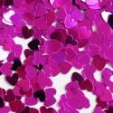 "Konfetti ""Sparkle Hearts"" Pink"