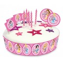 Kuchen Dekorations Set Disney Princess
