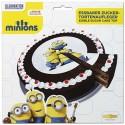 Torten-Dekoration Minions