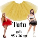 Hen Party TUTU Tüllrock Gelb