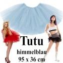 Hen Party TUTU Tüllrock Himmelblau