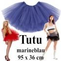 Hen Party TUTU Tüllrock Marineblau