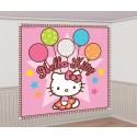 Hello Kitty, Wanddekoration