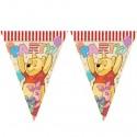 Wimpelkette Winnie Pooh, 3 m