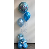 Ballon-Bouquet Baby Boy, Geburt, Baby Party