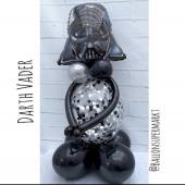 Luftballon-Figur-Darth Vader Star Wars
