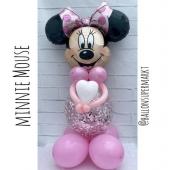 Luftballon-Figur-Minnie Mouse