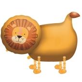 Luftballon Löwe, ungefüllt