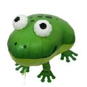Airwalker, Laufende Tiere, Frosch ohne Helium