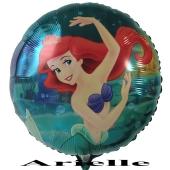 Arielle Luftballon mit Ballongas Helium