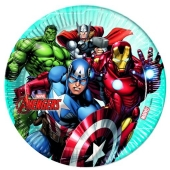 Partyteller Marvels Avengers Mighty