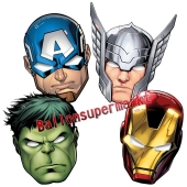 Party Masken Avengers