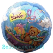 Baby Shower Luftballon aus Folie, 45 cm