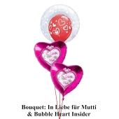 Ballon-Bouquet In Liebe für Mutti
