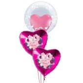 Ballon-Bouquet Mami ist die Beste