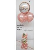 Geburtstags Ballon-Bouquet Lieblingsmensch