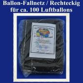 Ballon Fallnetz für ca. 100 Luftballons