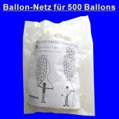 Ballon-Netz für 500 Ballons, Ballonnetz, Netz für den Ballonmassenstart, Ballonweitflug, Luftballon-Netz zum Steigen lassen von helium-Luftballons