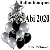Ballon-Bouquet Abi 2020 mit 12 Luftballons