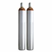 Ballongas Service Großraum NRW Deutschland 2 Ballongasflaschen 50 Liter, 99,996 reines Helium