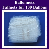 Ballonnetz, Fallnetz für 100 Luftballons
