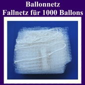 Ballonnetz, Fallnetz für 1000 Luftballons