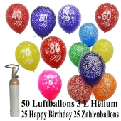 Ballons-Helium-Set-50-Luftballons-mit-Helium-25-zahlenballons-25-happy-birthday-ballons