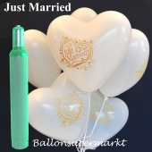 ballons-helium-set-just-married-hochzeit-herzluftballons-maxi