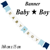 Banner Baby Boy