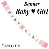 Banner Baby Girl