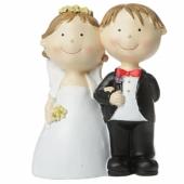 Hochzeitspaar, Figur 8 cm