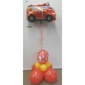 Kindergeburtstags-Party-Feuerwehr