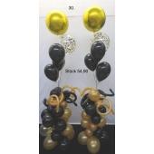 Fantastische Luftballon-Deko für die besondere Party