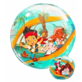 Jake und die Nimmerland Piraten Bubble Ballon