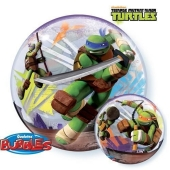 Bubble Folienballon Ninja Turtles