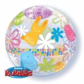 Bubble Ostern Luftballon mit Helium