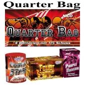 Feuerwerks-Sortiment Quarter Bag