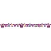 Fairy Filly Geburtstagsbanner zum Kindergeburstag