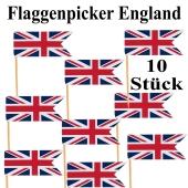 Flaggenpicker England