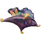 Aladdin Shape Luftballon aus Folie, inklusive Helium