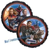 Avengers Endgame Luftballon aus Folie mit Helium