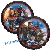 Avengers Endgame Luftballon aus Folie
