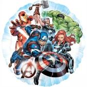 Avengers Luftballon aus Folie