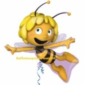 Biene Maja, Folienballon, Shape, inklusive Helium-Ballongas
