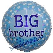 Big Brother, holografischer Luftballon aus Folie ohne Helium