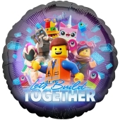 LEGO Movie 2 Luftballon aus Folie mit Helium