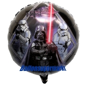 Star Wars Folienballon mit Helium/Ballongas