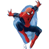 Ultimate Spider-Man Folienballon, ohne Helium/Ballongas